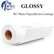 "260G INKJET RC ROLL GLOSSY PHOTO PAPER 24""36""50"""