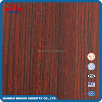 New High quality hpl wooden office furniture