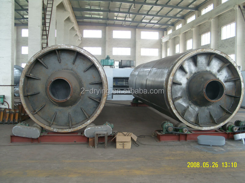 Sludge, waste of aquatic products, food factory waste rotary /drum dryer(skype:cn2drying)