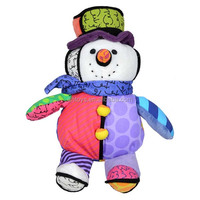2014 New Product Mini Christmas Musical Plush Toy Supplier