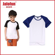 kids 65 cotton 35 polyester shirts for men