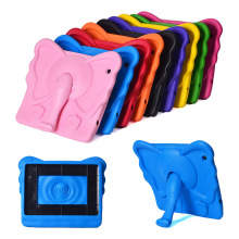 9.7 inch silicone tablet case for kids, shockproof 7 kids rugged tablet case