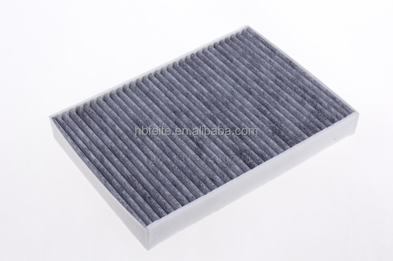 Cabin Filter 6Q0819653 A for VW Polo, Skoda Fabia, Seat Ibiza/ Corooba