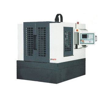 ZY-6070 CNC engraving and milling machine