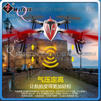 Mini Qute RC remote control flying Helicopter Quadcopter Headless 3D tumbling WIFI Image transmission electronic toy NO.Q212K