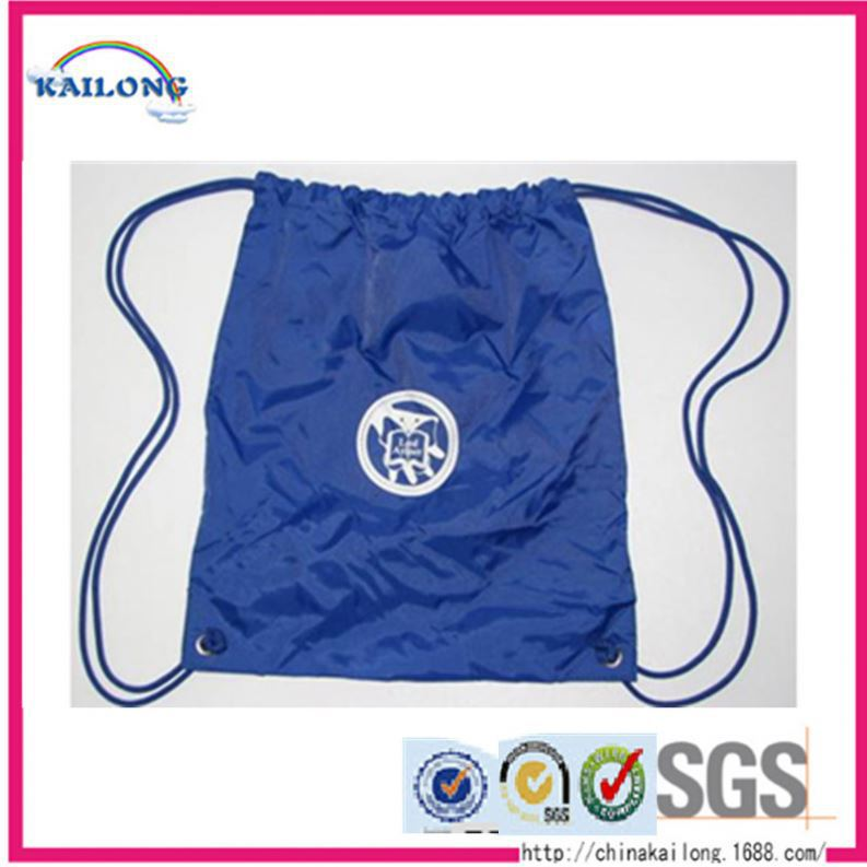 Standard Size Easy Taking Laminated Foldable Printed Polyester Shopping Bag