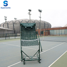 Campo da Tennis Attrezzature Backboards E Reti Rimbalzo