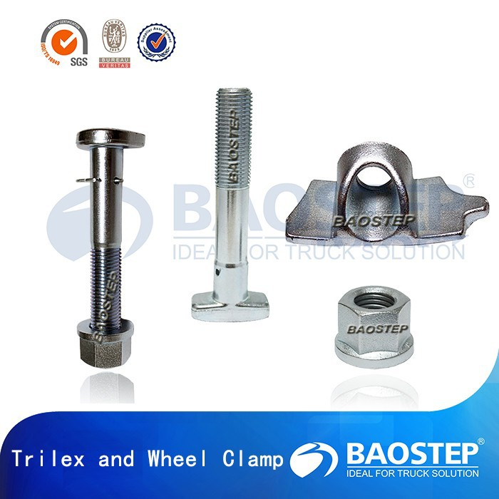 As Febi quality auto fastenrer and clip t d bolt with hole