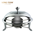 L4017 Luxury Factory Price Single Bowl Stainless Steel Chafing Dish