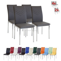 Homelux 4 Piece Dining Chair Set Upholstered Chair Kitchen Chair