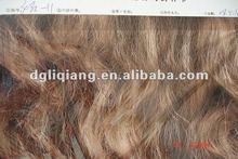brown hair image heat transfer printing foil