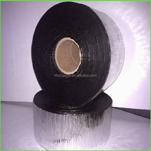 Self-adhesive asphalt rolls/membrane for roofing