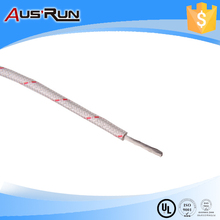 UL3122 Silicone Rubber Insulated Glass Braided Electric Cables and Wire