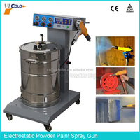 Electrostatic Powder Paint Spray Gun System Equipment Machine COLO-660 Classic Model