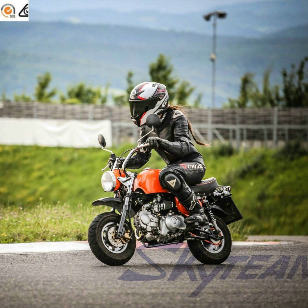 SKYTEAM 50cc 4 stroke gorilla motorcycle mini monkey bike(EEC Approval E4 approved)