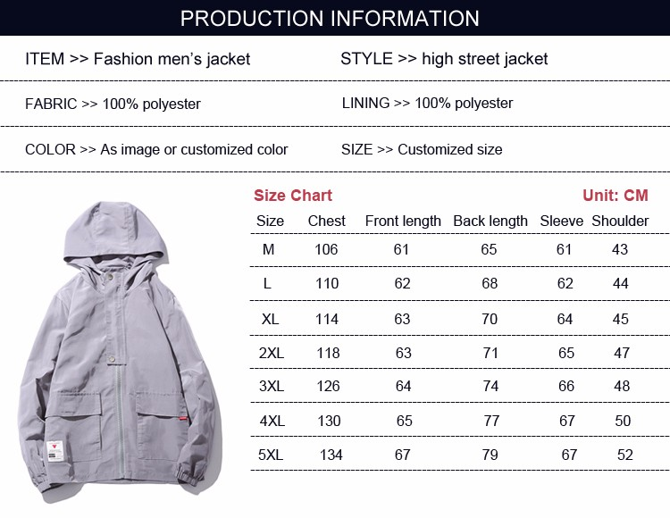 New arrive european style sping light weight thin camo military type jacket fixed hooded oversized mans coat bomber jacket