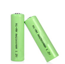 battery nimh 1.2v 2400mah aa