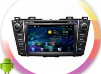 android 4.4 gps navigation system For Mazda 5 2012 RDS ,GPS,WIFI,3G,