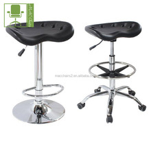 New design industrial lab chair / ESD PU leather antistatic stool for cleanroom