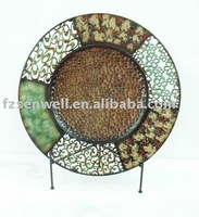 2011 round tray furnishing decor