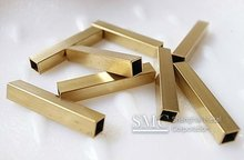 brass square tube