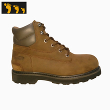 CSA approved men industrial work boots safety shoes