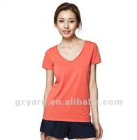 korea ladies fashion t shirt