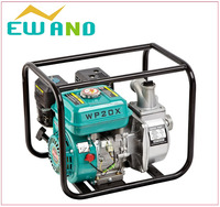 high quality portable home use water pump 2-inch clarify gasoline water pump
