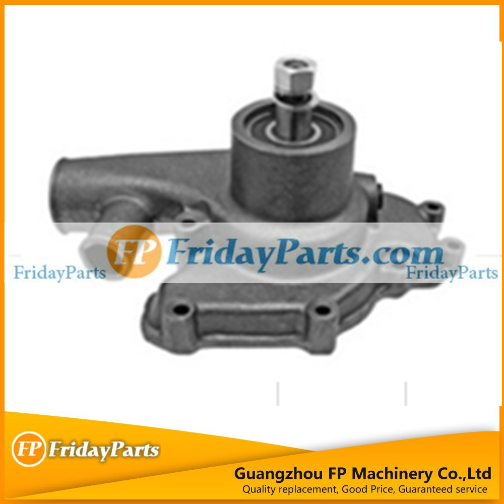 water pump 02/100226 02/102105 for Excavator spare parts