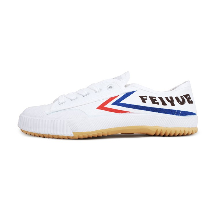 Hot Low-cut Retro sneakers Classic white canvas shoes men rubber sole Women shoes Wholesale Kungfu shoes