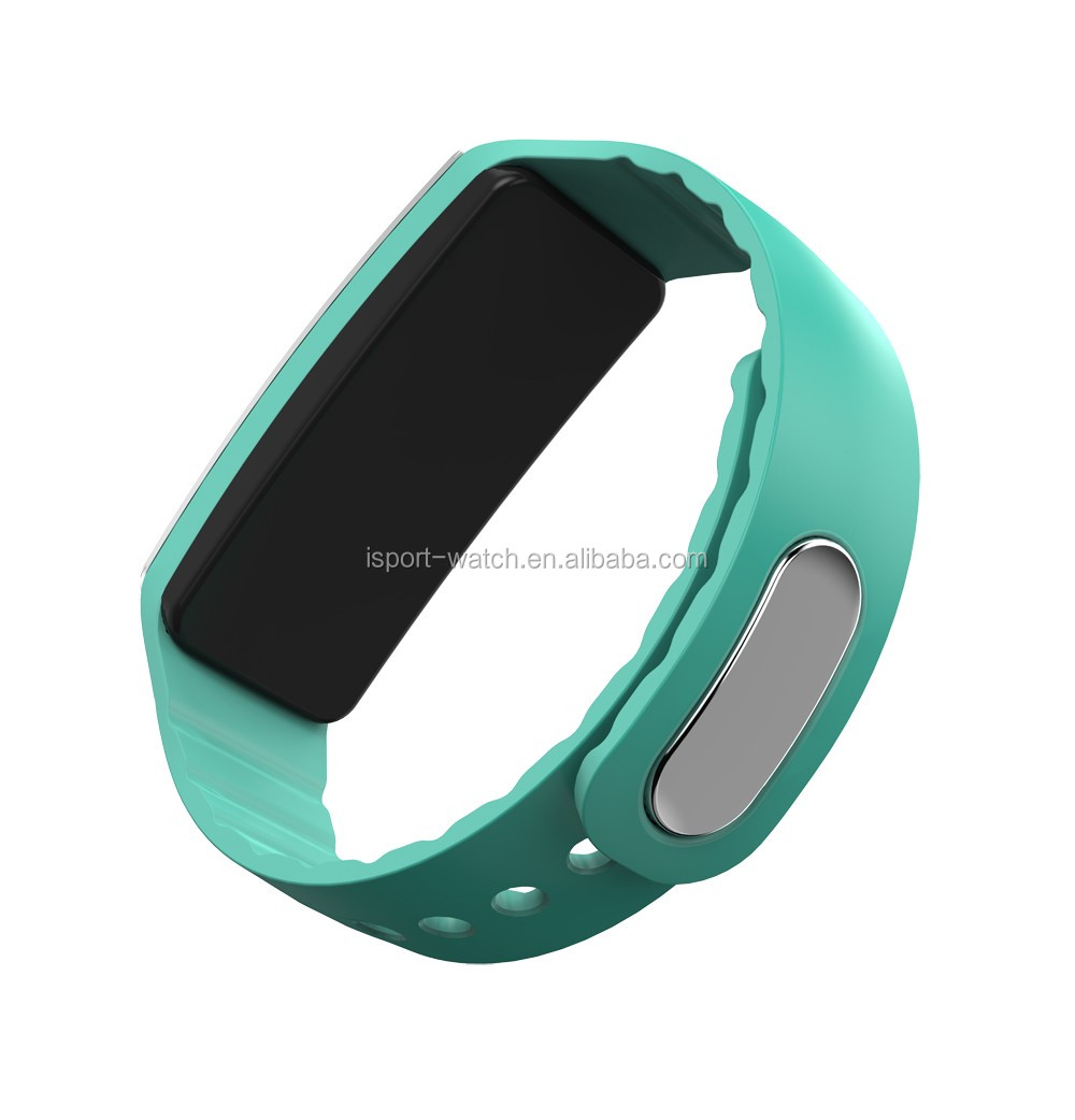 Bluetooth Fitness Band With SMS and Call Reminder