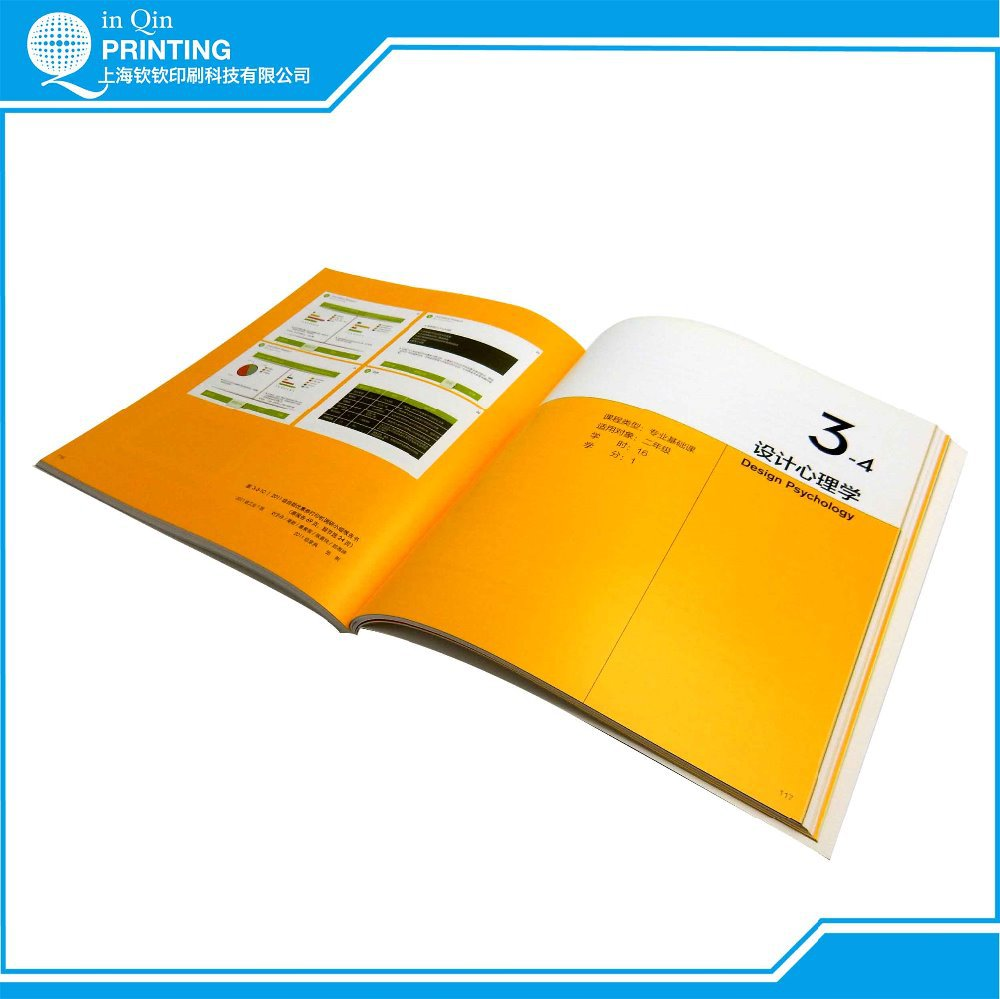 Four colour good quality soft cover book printing required