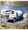 2 axle concrete mixer truck trailer/concrete conveyor truck , concrete pump mixer truck