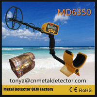 Professional Underground Gold Metal Detector MD-6350, treasure hunter finder