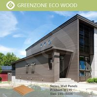 comfortable outdoor wood wall covering wpc wall siding