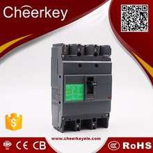 wenzhou switch outdoor circuit breaker EZC 250F 250A 3P mccb types circuit breaker electrical changeover switch