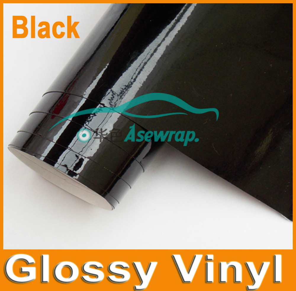 Shining Car Vinyl Wrap120 microns 1.52*30m Glossy Vinyl Wrap/Car body Wrap Sticker