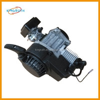 2-Stroke Bicycle Engine Motor Pocket Motorized Bike Scooter ATV 49cc engine for mini motorcycle