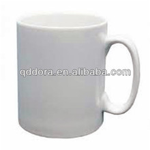 mug sublimation,Blank sublimation mug white 330ML 11OZ,stoneware mugs zibo