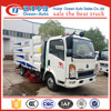 Howo brand! 5.5cubic meters Truck Mounted Street Sweeper for sale