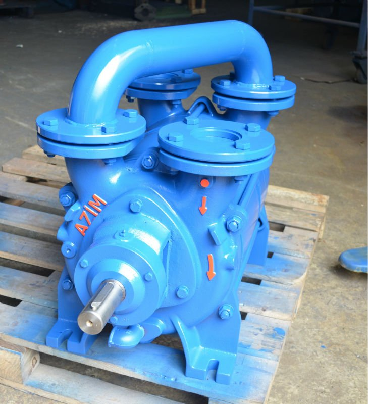 Liquid Ring Vacuum Pump - AZIM VACUUM PUMPS - AZIM POMPA