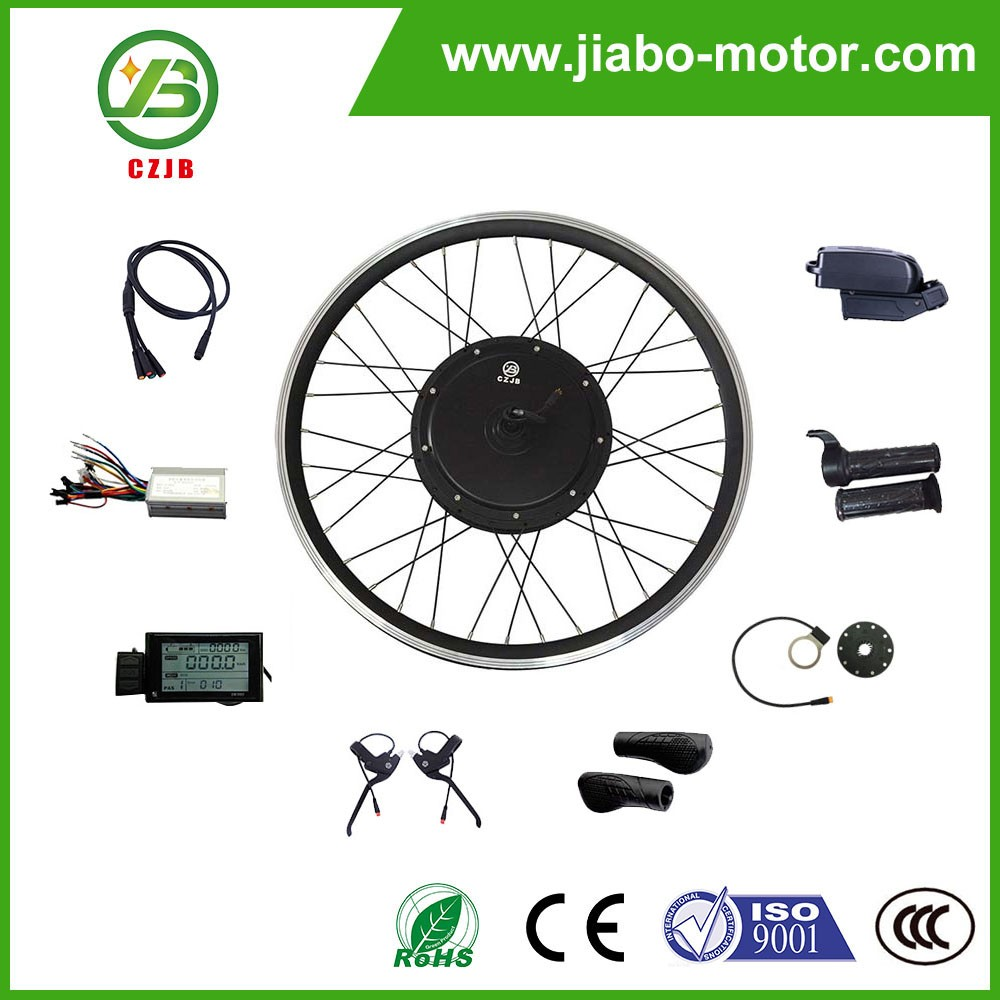 "JB-205-35 Electric Bicycle 26"" 1000W Ebike Rear Wheel Motor Conversion Kit 48V"