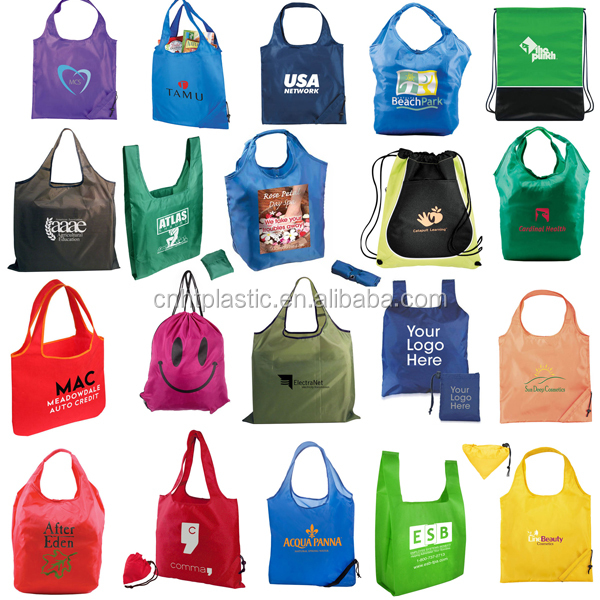 2016 Hot Sales For Promotion Nylon Foldables Shoppin Bag/Reusable Shopping Bag/Shopping Bag