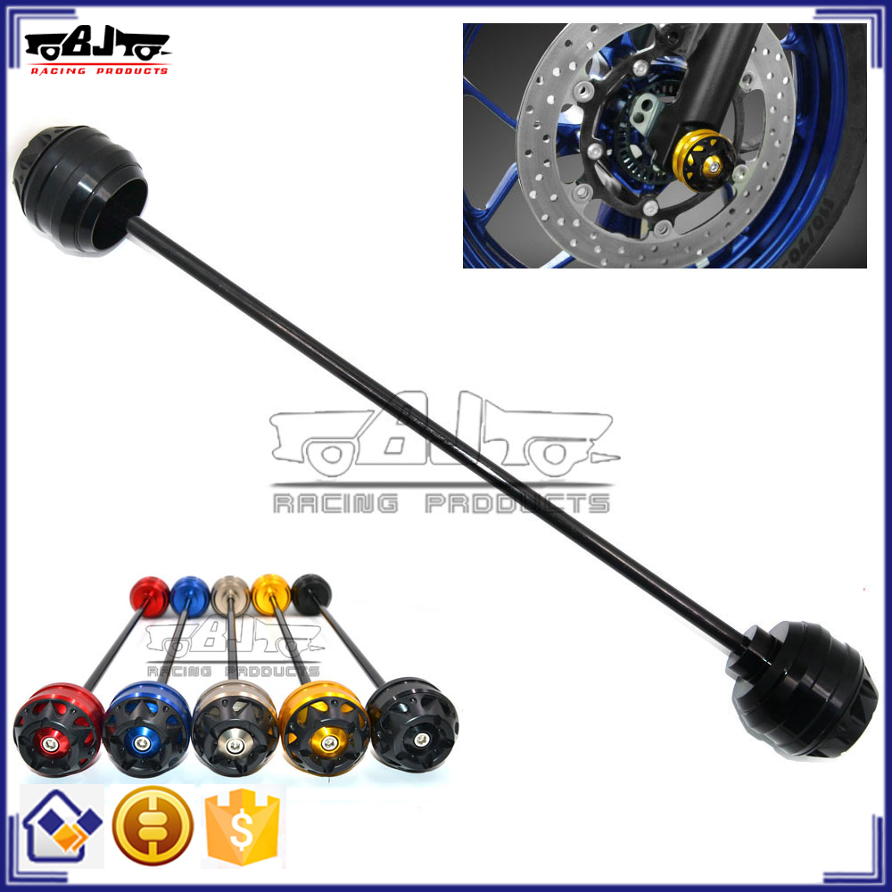 BJ-FS-YA005 Recommended CNC Aluminum 6061 Autobike Rear Frame Axle Slider for Yamaha Tmax 530 2012~2015