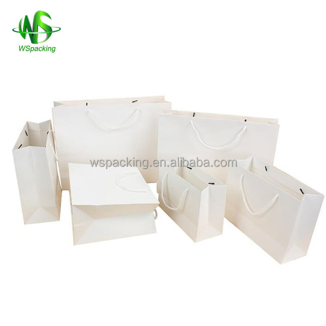 2018 Best selling Euro styling of the paper bag for church activity