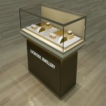 Customized various jewelry showcase for jewelry display