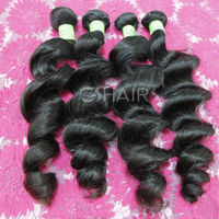 China market GS hair company pretty girl brazilian virgin hair