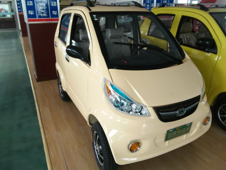 electric car for disabled
