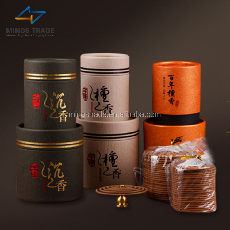 2018 Eco-Friendly oud Incense Coil for Fresh Air