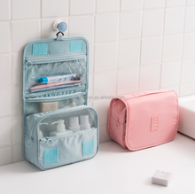 Portable Hanging Toiletry Bag Portable Travel Organizer Cosmetic Bag